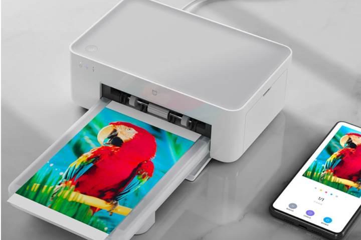 Xiaomi Mijia fotoğraf yazıcısı satışa çıkıyor