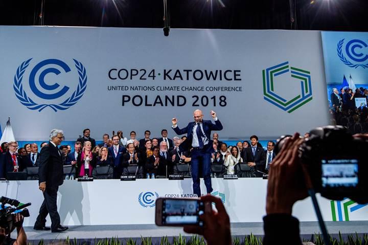 Paris İklim Anlaşması'nın hayata geçmesi için uzlaşıya varıldı