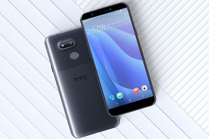Giriş seviyesine yönelik HTC Desire 12s tanıtıldı