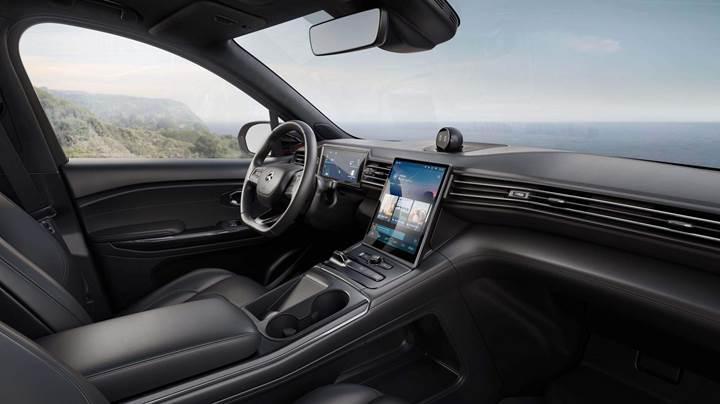 Çin'in Tesla'sı olarak anılan Nio'dan 536 beygirlik elektrikli SUV