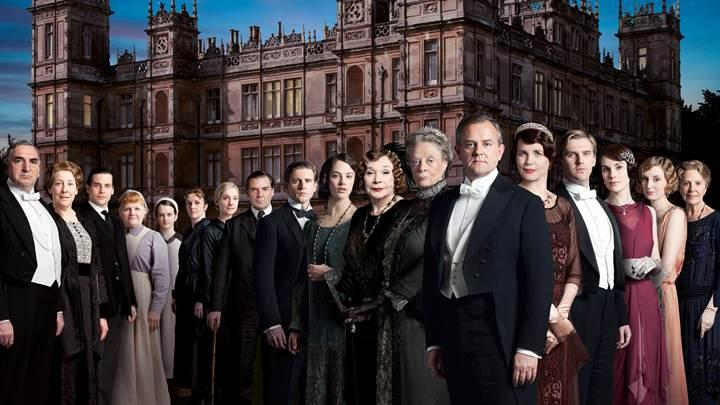 Downton Abbey filminin ilk fragmanı yayınlandı