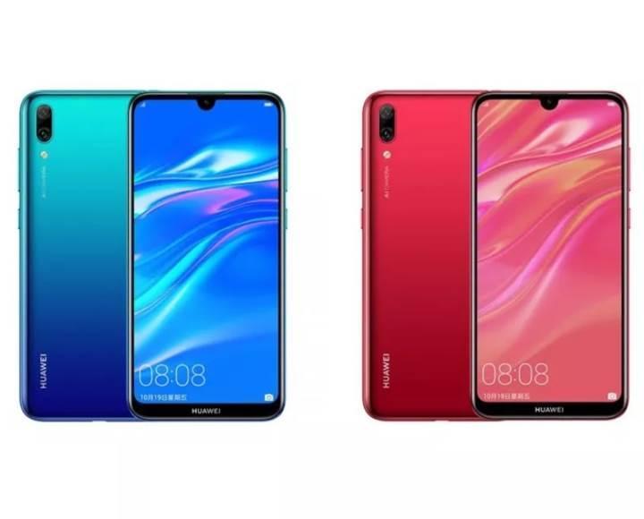 Giriş seviyesi Huawei Enjoy 9 satışa başladı
