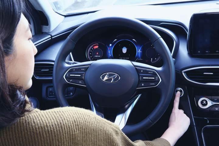 Hyundai'nin araçları artık parmak iziyle çalışacak