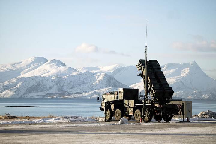 ABD dışişlerinden Türkiye'ye Patriot füzesi satışına onay çıktı