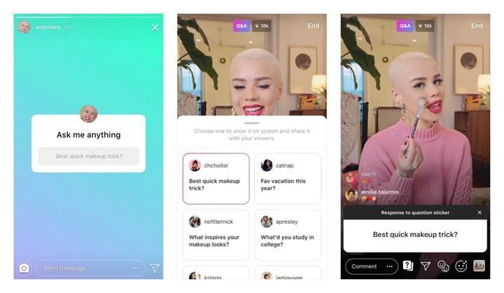 Instagram Hikayeler'e yeni özellikler geldi