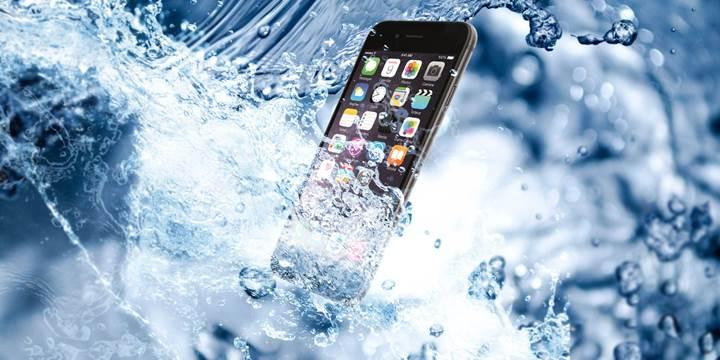 Yeni nesil iPhone'lar tamamen su geçirmez olabilir