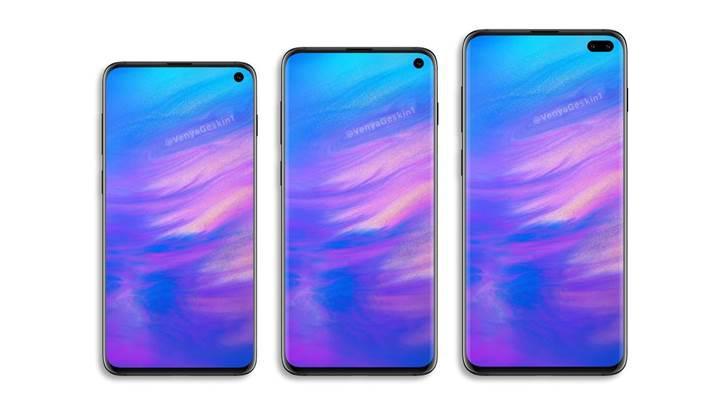 Galaxy S10 serisinin isimleri ortaya çıktı: S10 Lite, S10 Plus ve S10 Edge