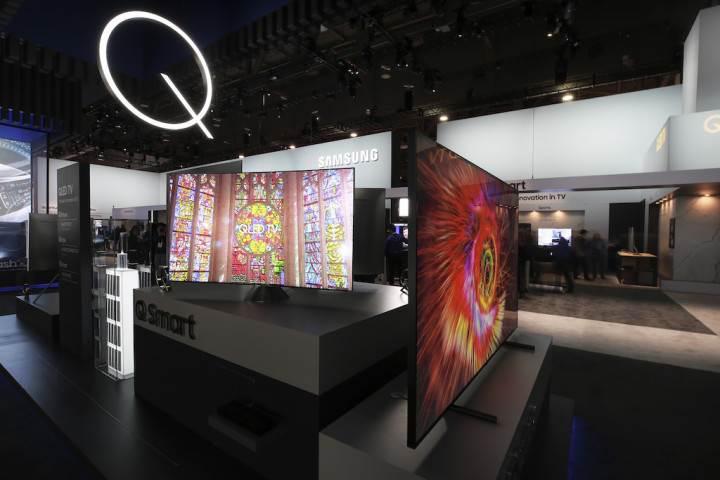 Samsung yeni Akıllı TV'lerine Google Asistan'ı ekliyor