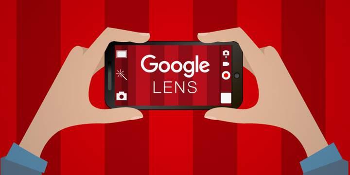 Google Lens 1 milyar öğeyi tanıyabiliyor