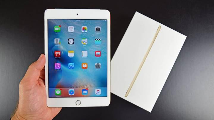 iPad mini 5 önümüzdeki yılın başlarında gelebilir