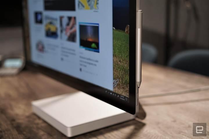Microsoft Surface Studio 2'nin kısa bir incelemesi