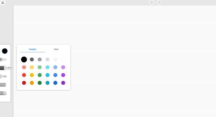 Google, web tabanlı bir çizim aracı olan Chrome Canvas'ı başlattı