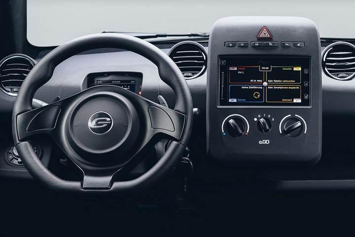 Avrupa pazarına yönelik uygun fiyatlı elektrikli otomobil: e.Go Life