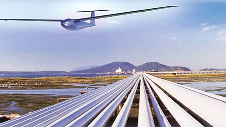 Petrol ve doğalgaz hatlarını yerli İHA'lar koruyacak