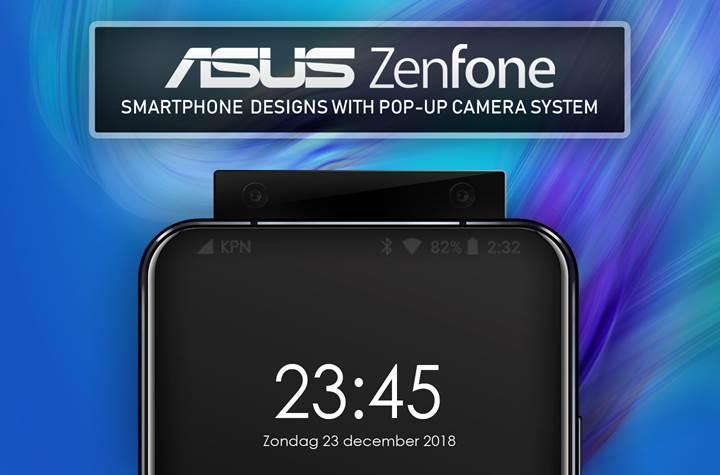 Asus'un yeni telefonlarının tasarımı hazır