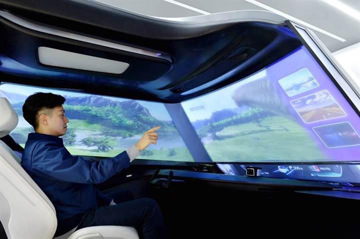 Hyundai Mobis, CES 2019'da sanal dokunuşla çalışan eğlence sistemlerini tanıtacak