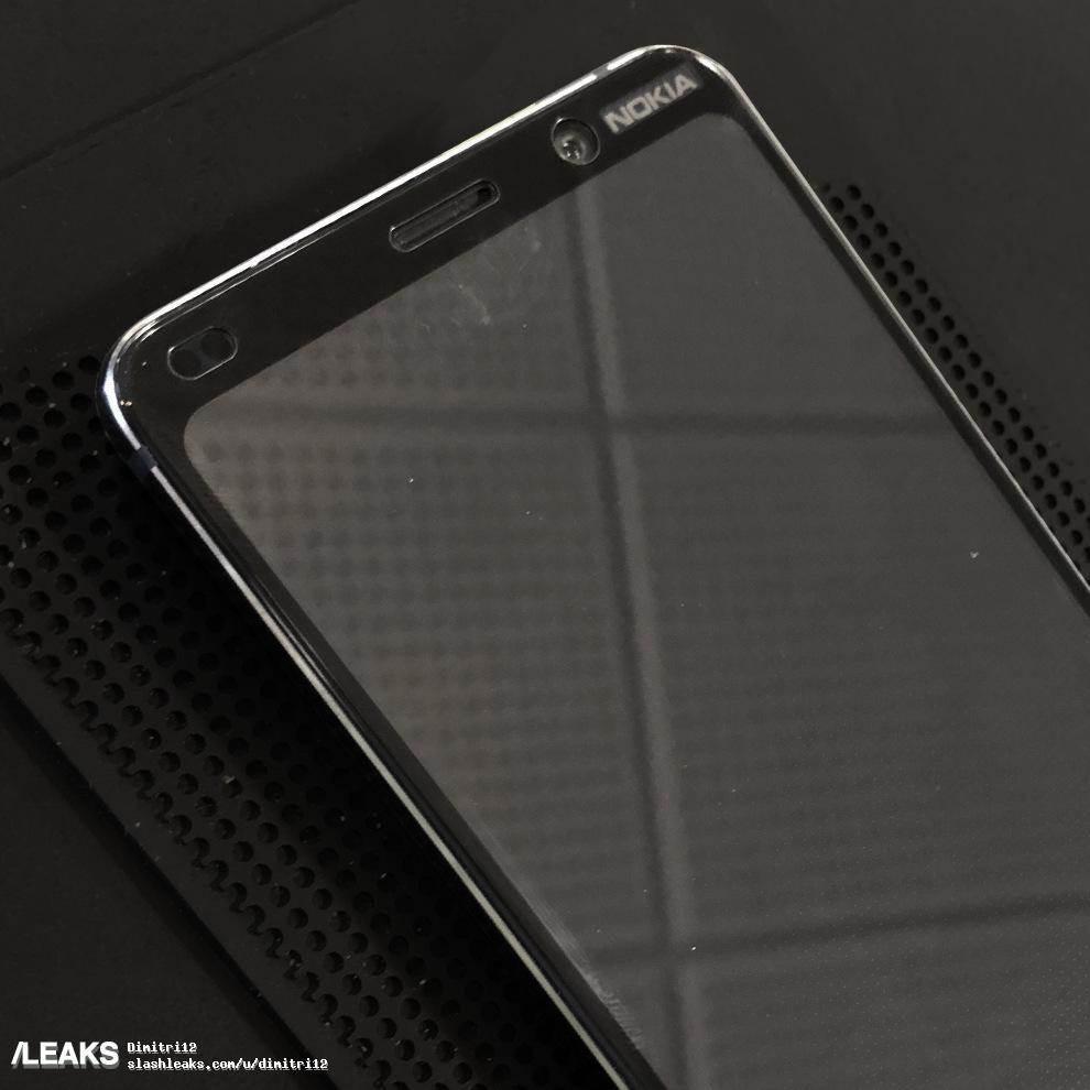 Nokia 9 PureView'un ön tasarımını gösteren fotoğraflar yayınlandı