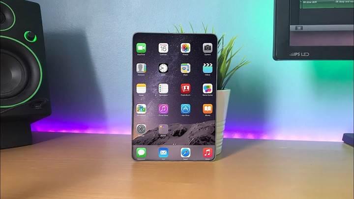 iPad mini 5'in kılıf görseli yeni bir kamera tasarımına işaret ediyor