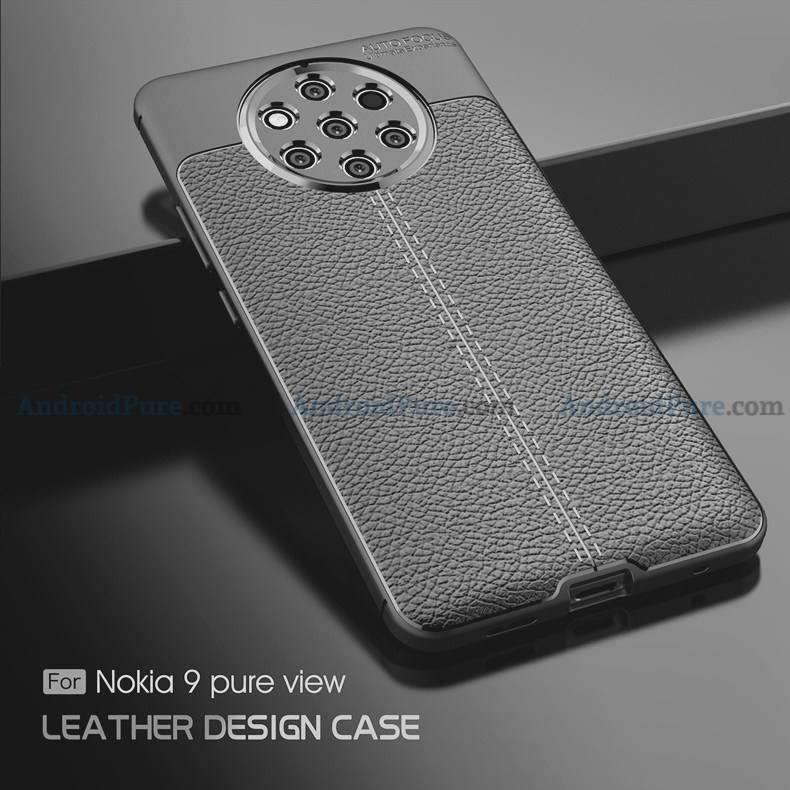 Nokia 9 PureView'un beş lensli arka kamera tasarımı ortaya çıktı