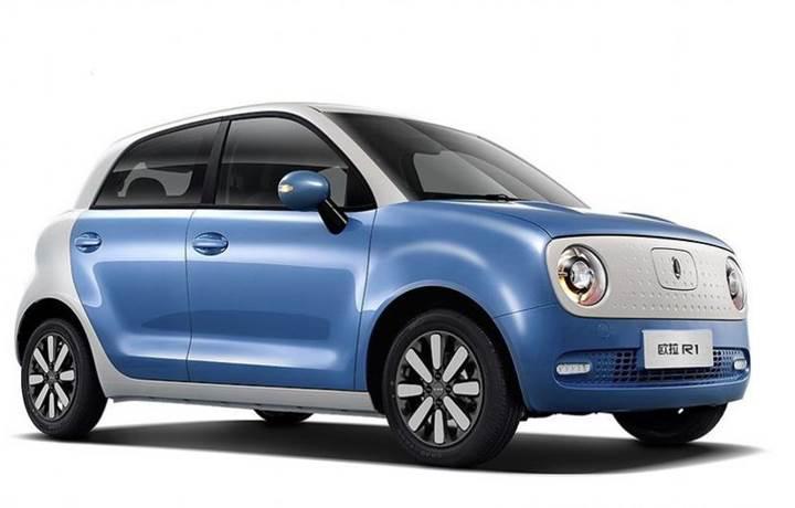 Çin'de satışa çıkan ORA R1 elektrikli aracın fiyatı yalnızca 8,600 dolar