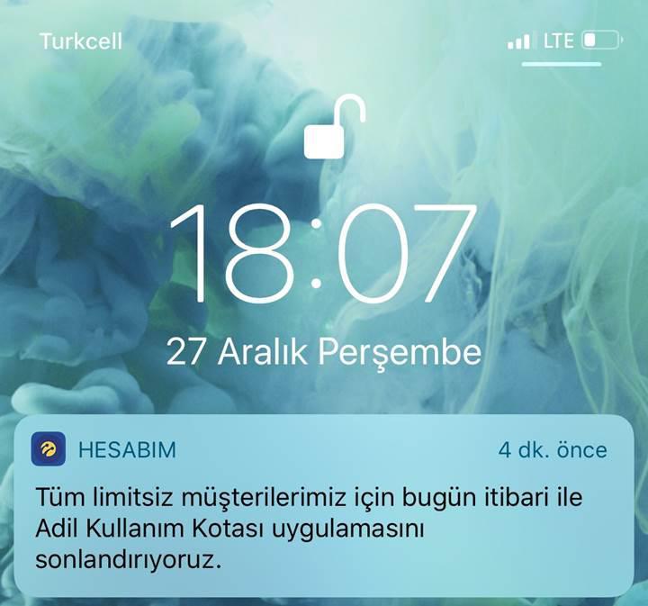 Turkcell Superonline, AKK'siz internete bugün geçiş yapacağını duyurdu