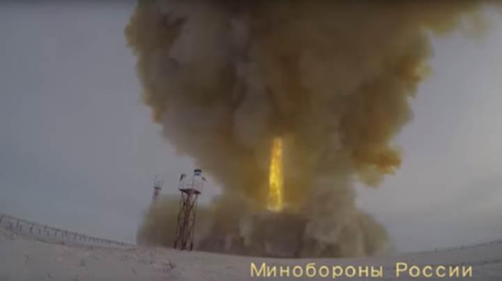 Rusya, Avangard hipersonik füze sistemini test etti