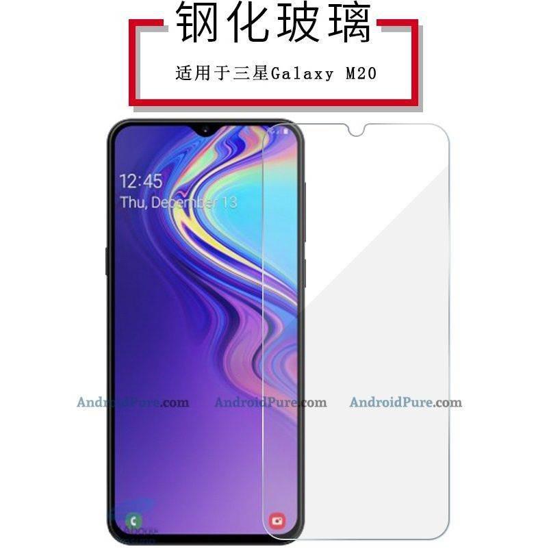 Su damlası çentikli Samsung Galaxy M20 geliyor