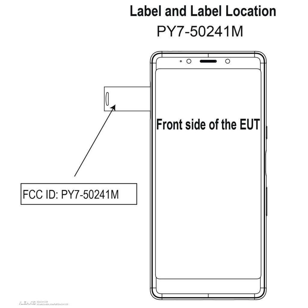 FCC onayı alan Sony Xperia L3 kalın çerçeveleri ile geliyor