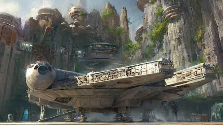Star Wars temalı eğlence parkı geliyor