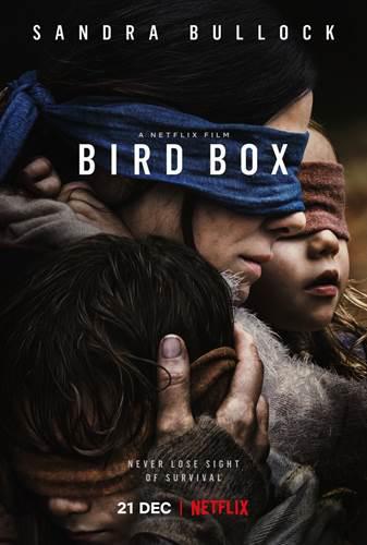 Bird Box, Netflix kullanıcılarından büyük ilgi gördü