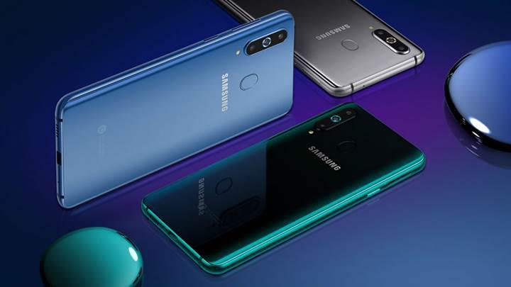 Samsung Galaxy A50 modelinin detayları ortaya çıktı