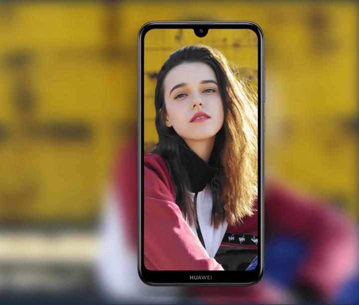 Huawei Y7 Pro 2019 tanıtıldı