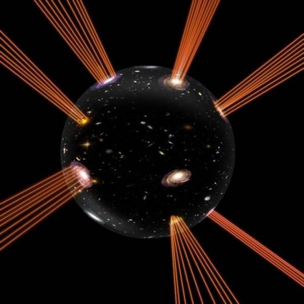 Evrenimizle ilgili yeni model karanlık enerjiyi açıklayabilir