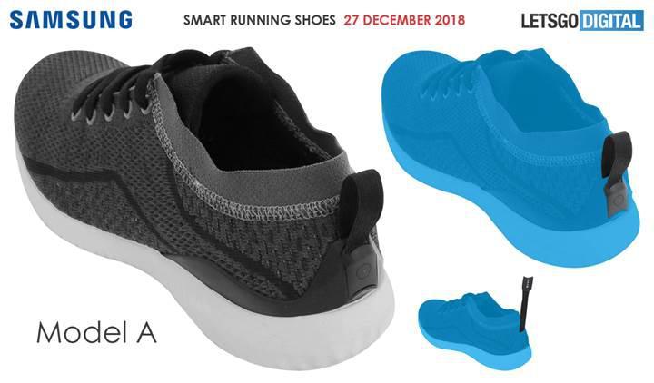 Samsung'dan akıllı koşu ayakkabısı geliyor