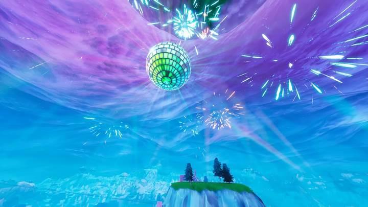 Fortnite ilginç bir oyun içi yılbaşı etkinliği düzenledi