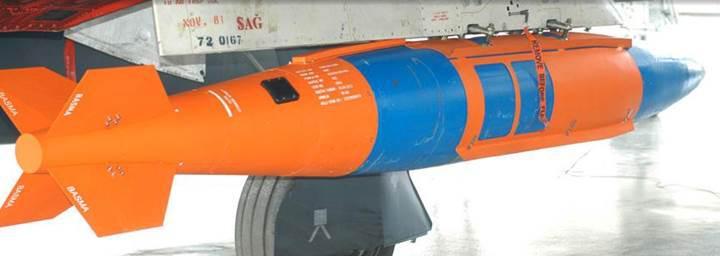 Genel maksat bombalarını akıllı bombaya çeviren HGK sınır ötesi operasyona hazır