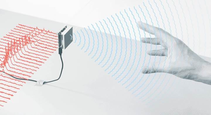 Google el hareketi sensörü onaylandı
