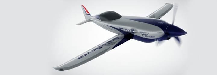 Rolls-Royce, dünyanın en hızlı elektrikli uçağını üretecek