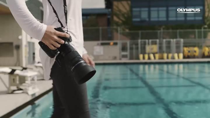 Olympus, spor odaklı kamerasını tanıtmaya hazırlanıyor