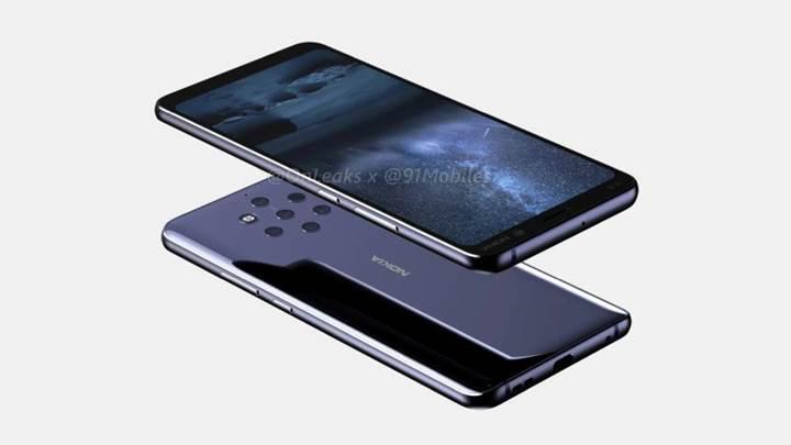 Beş arka kameralı Nokia 9 PureView'un çıkış tarihi ve fiyatı belli oldu