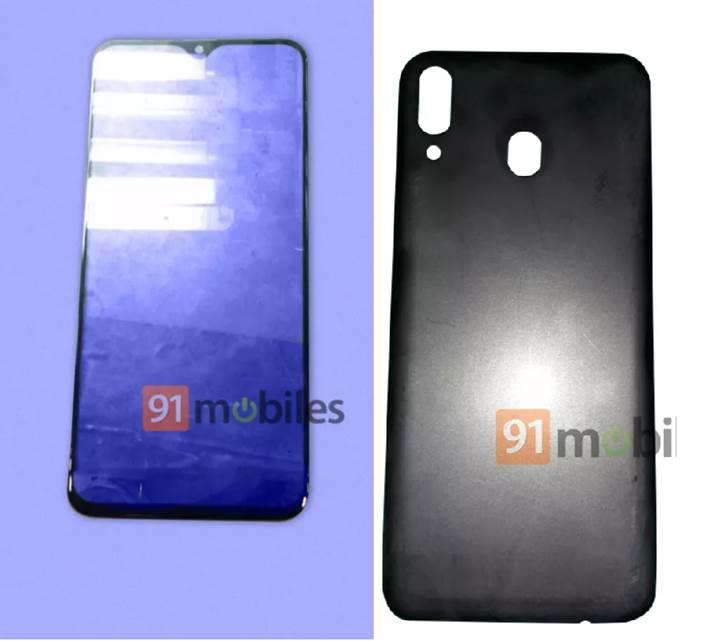 Samsung Galaxy M20 görseli sızdırıldı