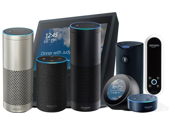 Amazon 100 milyondan fazla Alexa yüklü cihaz satmayı başarmış