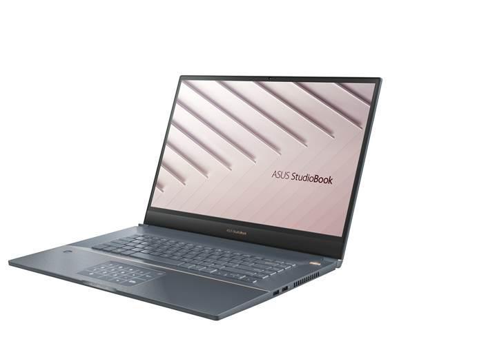 Zarif ve taşınabilir iş istasyonu Asus StudioBook S duyuruldu