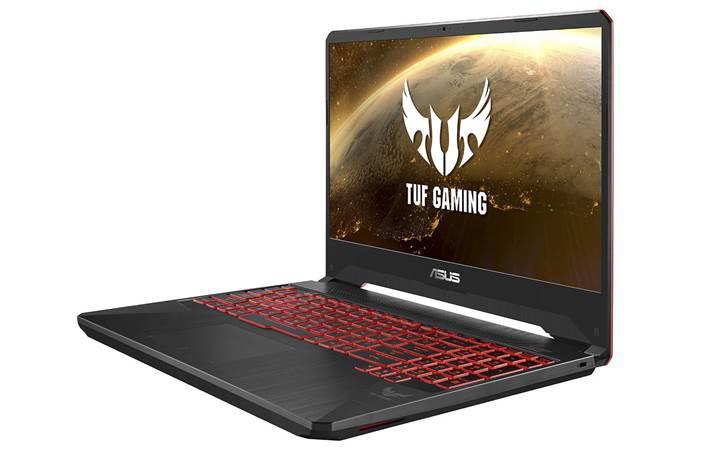 Asus'tan AMD yongalı TUF oyuncu dizüstü modelleri