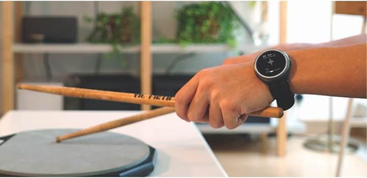 Soundbrenner Core müzisyenler için akıllı saat