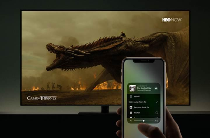 Sony'nin Android TV'lerine AirPlay 2 ve HomeKit desteği geliyor