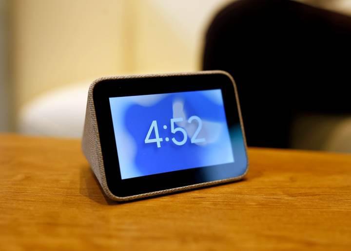 Dijital asistanlı Lenovo Smart Clock duyuruldu