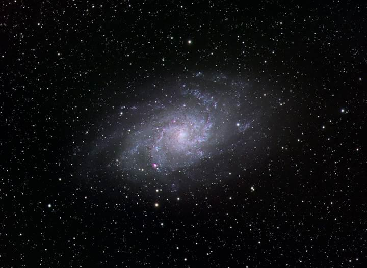 Hubble Uzay Teleskobu şaşırtmaya devam ediyor