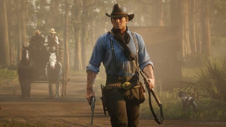 Red Dead Redemption 2'ye Battle Royale modu geldi