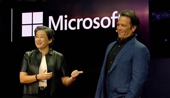 Xbox'ın patronu Phil Spencer, AMD ile yola devam dedi